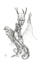 Sea Nymph