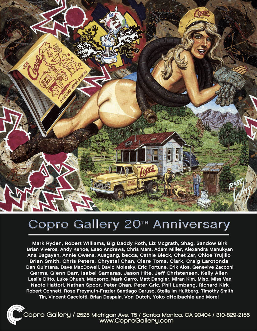Copro Gallery 20th Anniversary Show
