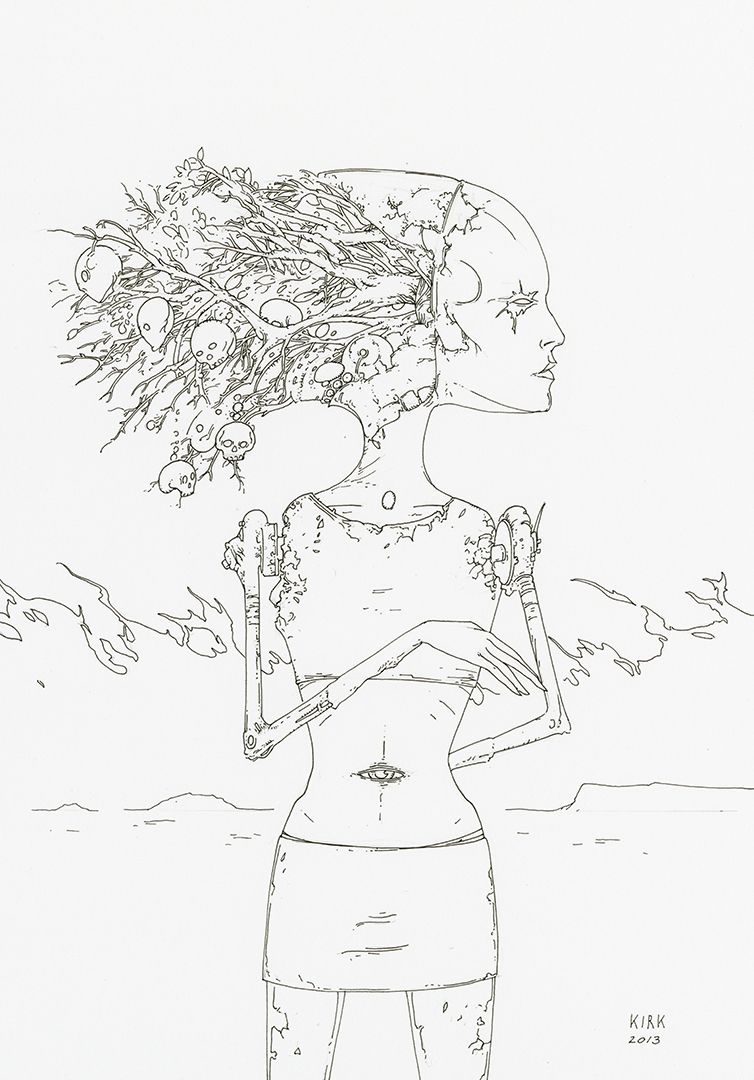 how to clean up scanned drawings in photoshop