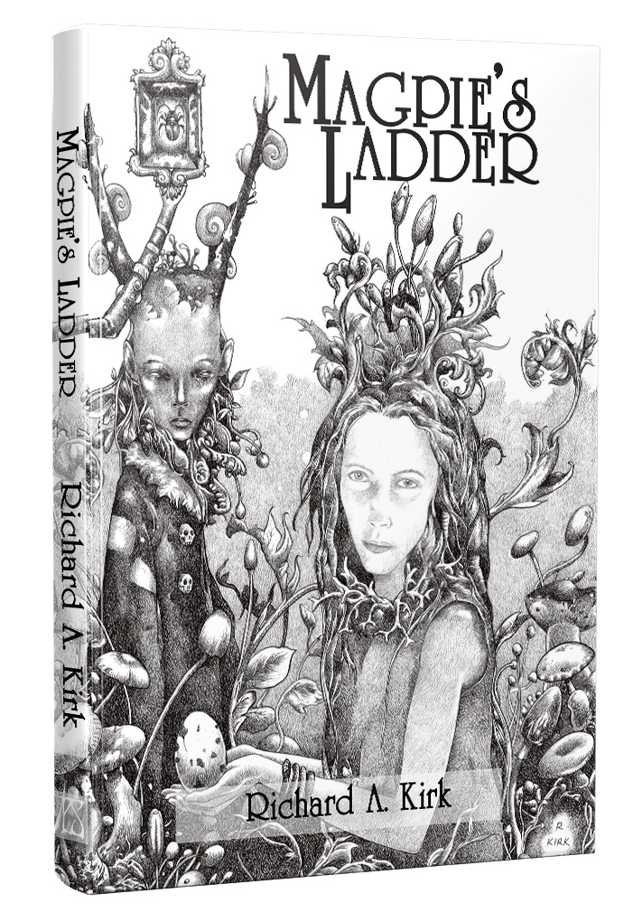 Magpie s Ladder hardcover by Richard A Kirk