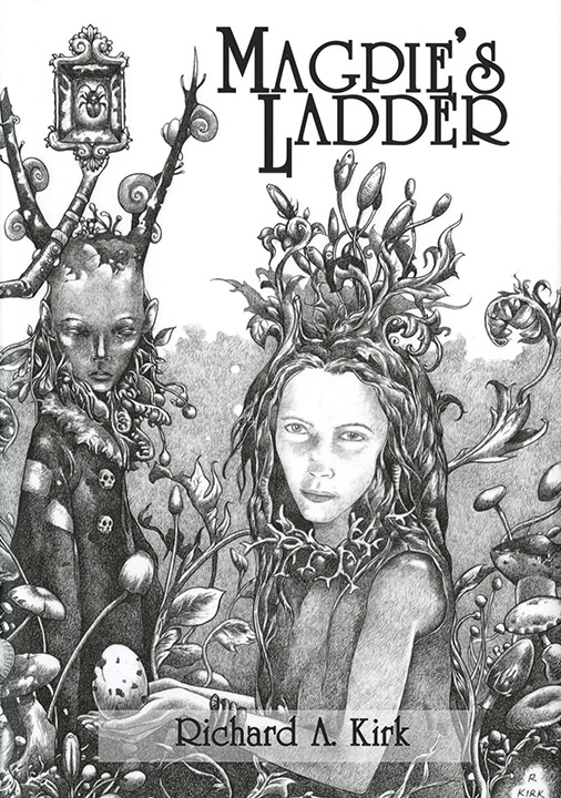 Cover of Magpie's Ladder